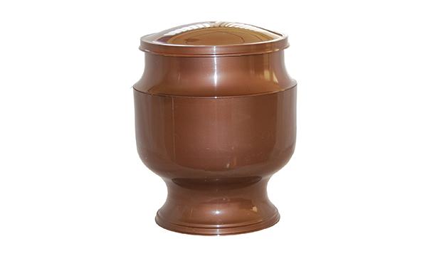 ash brook funerals plastic urn